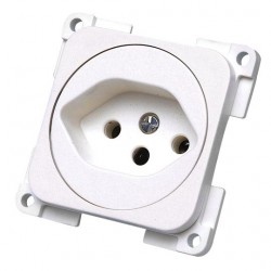 Socket Swiss White