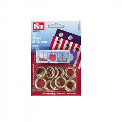 Eyelets with Discs