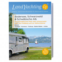 Travel Guide Lake Constance, Black Forest & Swabian Alps