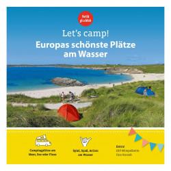 Οδηγός Let´s camp! Europas...