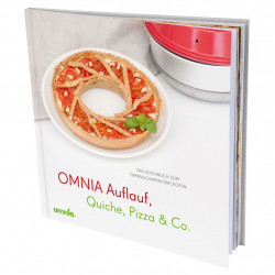 Omnia Auflauf, Quiche, Pizza & Co.