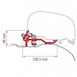 Kit Fiat Ducato H2