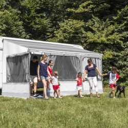 Awning Tent Privacy ZIP