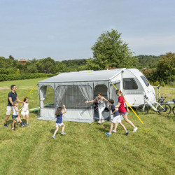 Awning Tent Privacy Caravanstore ZIP XL