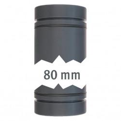 Σωλήνας Μήκος 80 mm