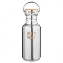 Bottle with Bamboo Lid 532 ml
