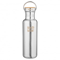 Bottle with Bamboo Lid 800 ml