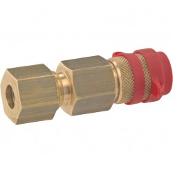 Gas Quick Connector