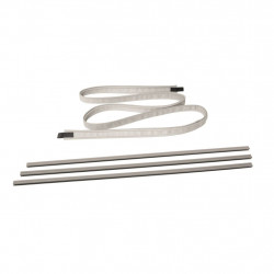 Double Piping Adapter Set