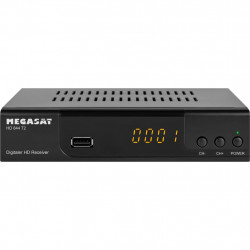 DVB-T-Receiver Megasat HD...