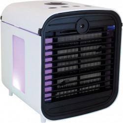 Luftkühler mit Akku