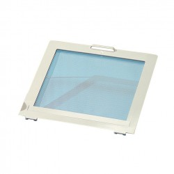 Mosquito Net Frame with Net Creme