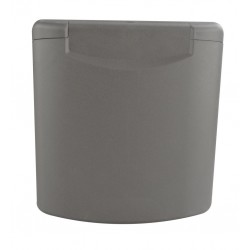 Universal Outer Socket, Anthracite