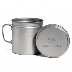 Vargo BOT μπουκάλι Pot...