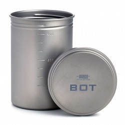 Δοχείο Vargo BOT titanium 1 L