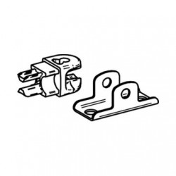Metal Foot for Support Arms Thule Omnistor, from 2010, 2 Pcs.