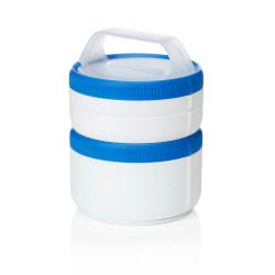 humangear Stax XL white-blue