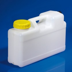 12 Litres Space-Saving Jerrycan without Drain Valve
