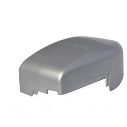 LH End cap F45Ti, titanium 250 - 450