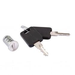 Cylinder Lock & 2 Keys FAWO 1