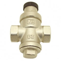 "Brass Pressure Regulator 1/2"" 1 – 4 Bar"