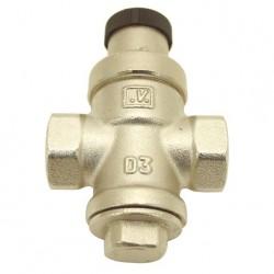 "Brass Pressure Regulator 1/2"" 1 – 4 Bar"