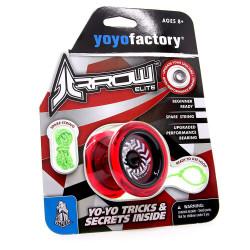 yoyofactory Yo-Yo Arrow red