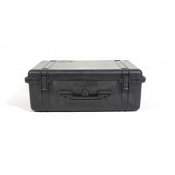 Peli Box 1600 black with foam