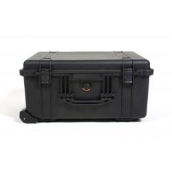 Peli Box with rolls black...