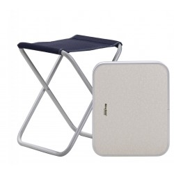 Stool Blue (tabletop not included in delivery)