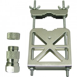mast mounting set for DVB-T antenna Schwaiger DTA3000