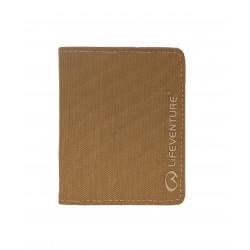 Lifeventure RFID Wallet beige