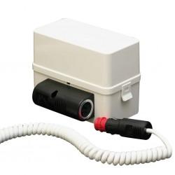 Battery Box with 12 V Socket