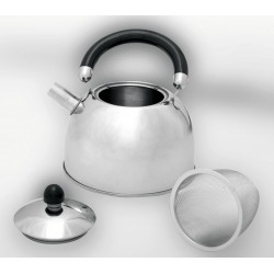 Kettle with Tea Strainer