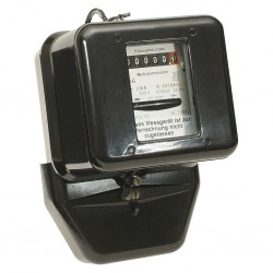 Mechanical AC Electricity Meter