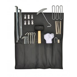 Tent Accessories Set 34 Pieces