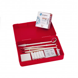 Tooth first-aid-kit