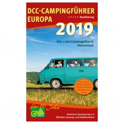 DCC Camping Guide for Europe