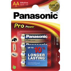 Panasonic Alkaline battery...