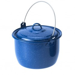 Enamel Pot