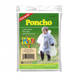 Coghlans Poncho for kids...