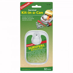 CL Survival kit Kit-in-a-Can