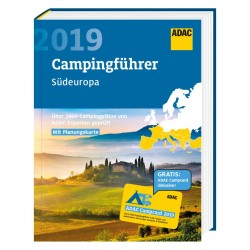 ADAC Camping Guide Part 1 – Southern Europe