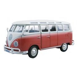 Car Model VW Bus Samba