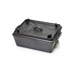 Petromax Loaf pan with lid k 8