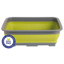 Folding Washing-Up Bowl Green