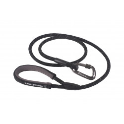 Mountain Paws Rope Lead black