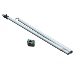 Aluminium Roof Hook Pole