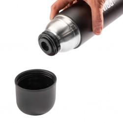Θερμός φιάλη μαύρη 0,75 Liter