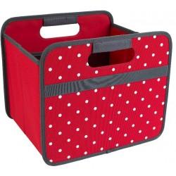 Folding Box meori Classic, Hibiscus Red, Size S